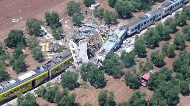 32-ма загинали и 66 ранени при влакова катастрофа в Египет