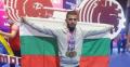 Златен Ангел Русев донесе нова титла за България от Европейското по щанги