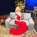 Секси синоптичката Ева Кикерезова от БНТ е залята от лавина с неприлични снимки
