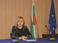 Манолова към ГЕРБ: Борисов пак се скри, защо го няма днес?