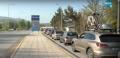Кошмарен трафик и катастрофи в първия от серията почивни дни