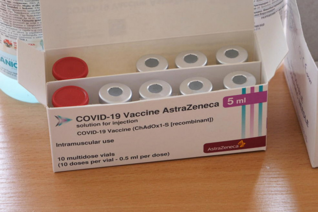 Франция: Доставки от AstraZeneca през второто полугодие може и да не ни трябват