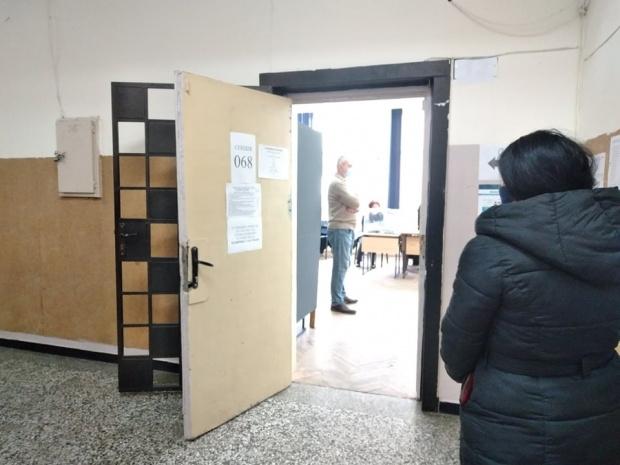 При обработени от Централната избирателна комисия над 80% от протоколите