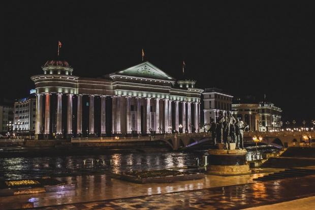 С.Македония въвежда вечерен час за две седмици