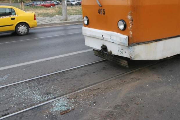 На 10 април, събота, започва реконструкция на трамвайното трасе по