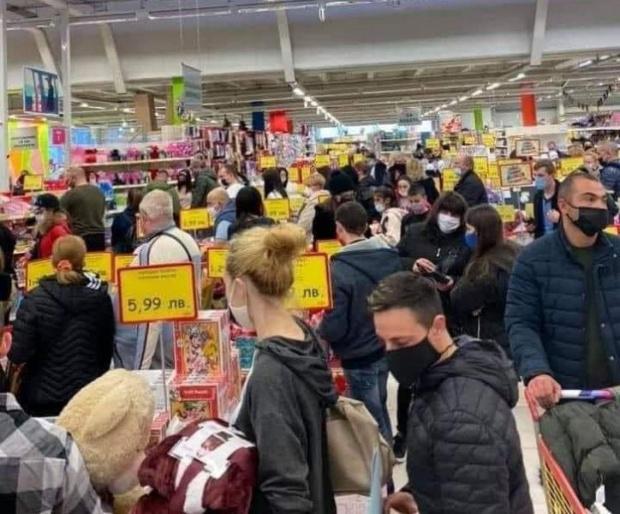 Големите магазини за нехранителни стоки готвят протести и дори гражданско