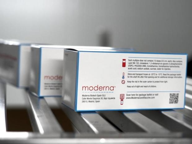Moderna доразработва ваксината си за новите щамове