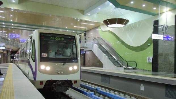 През почивните дни третата линия на метрото ще бъде временно
