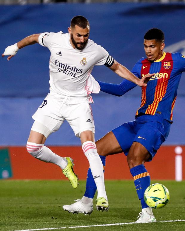 Реал Мадрид изкова победа срещу вечния си враг Барселона с