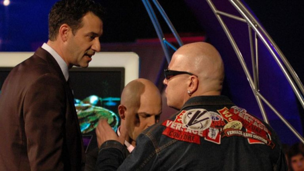 Камен Воденичаров, дългогодишният приятел и водещ в телевизията на Слави