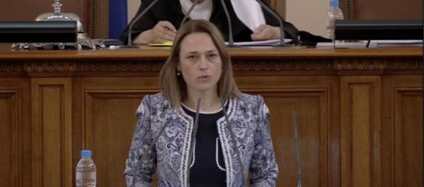 Ива Митева Йорданова - Рупчева беше избрана за председател на