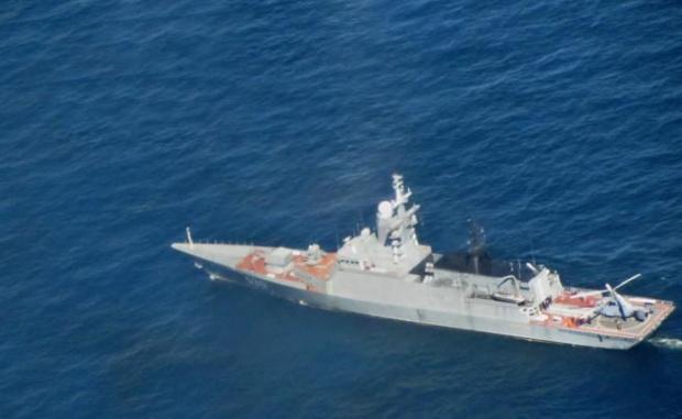 15 руски бойни кораба от Каспийския флот на Русия влязоха в Черно море