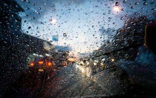 Хладно, дъждовно и облачно време