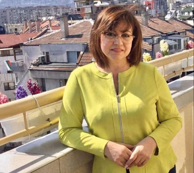 Корнелия Нинова: Борисов 4 години плаща на хора, които да ми вземат главата