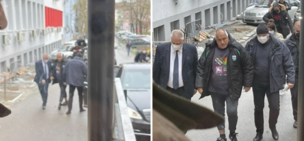 """Борисов е приет спешно в """"Пирогов"""", оперират го (ОБНОВЕНА)"""