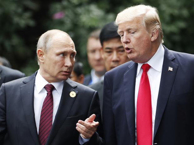 Тръмп се появи: Страхотно е да в добри отношения с Путин, иначе печели Китай