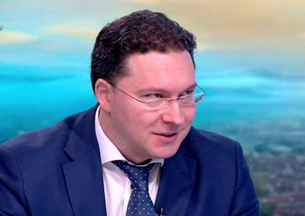Номинираният за премиер Даниел Митов: Кабинетът ни е амалгама между опит и обновление