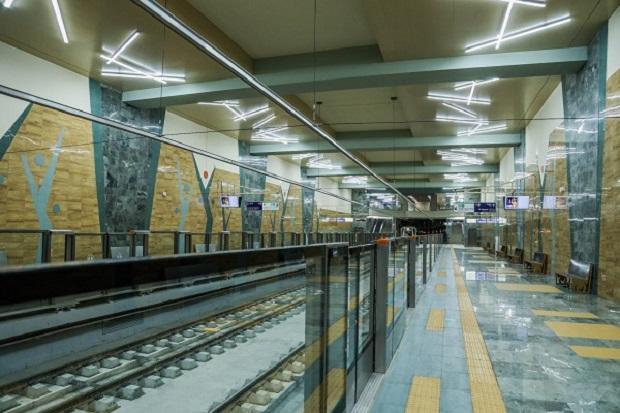 """Нова жп спирка """"Горна баня"""" заради метрото"""