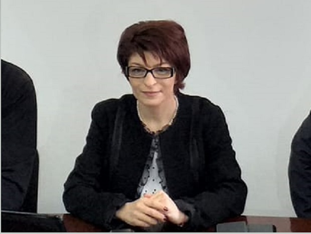 Председателят на парламентарната група на ГЕРБ Десислава Атанасова обяви, че