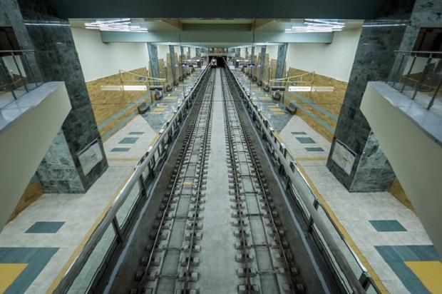 От днес заработи новият участък от третата линия на метрото