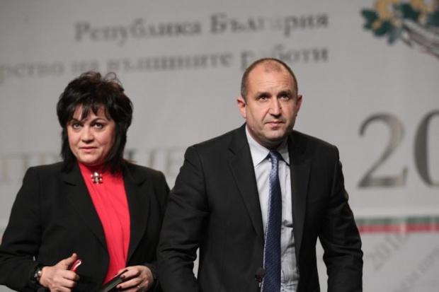 """""""В парламента БСП сме остров на стабилност в тези бурни"""