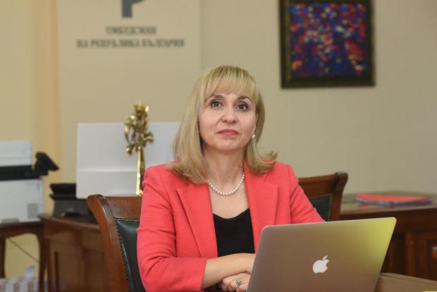 Омбудсманът Диана Ковачева призова Комисията за енергийно и водно