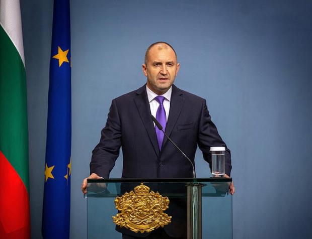 """Утре от 9 часа на """"Дондуков"""" 2президентът Румен Радев ще"""