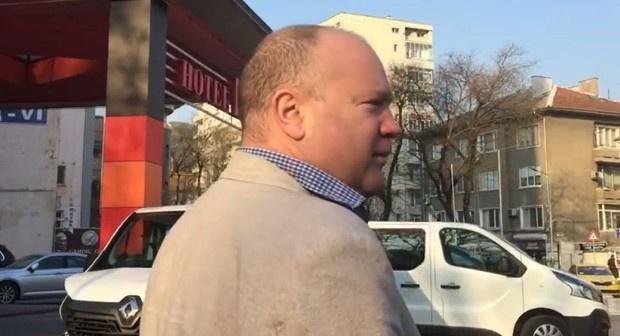 Починал е един от най-известните бизнесмени в Пловдив - Радослав