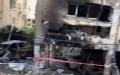 ВИДЕО Ракета разруши дома на бразилски футболист в Израел! Войната се разгаря