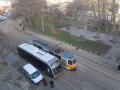 """Ремонтът на пл. """"Възраждане"""" променя трамвайните маршрути"""
