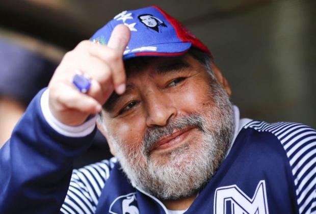 Диего Марадона е