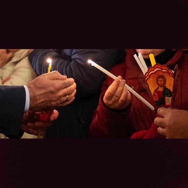 Президентът пожела мир и благополучие на Великден