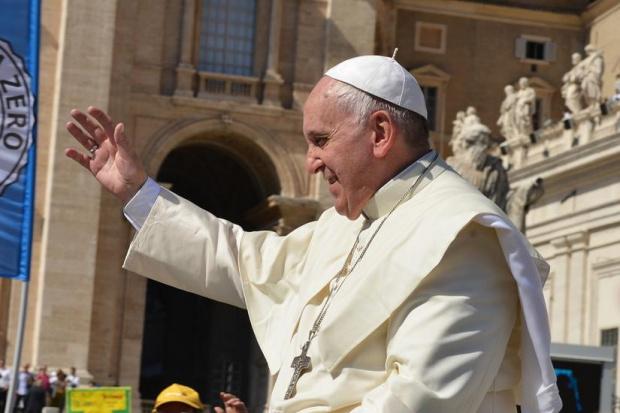 """Папа Франциск откри своя едномесечен """"Маратон на молитвата"""" за прекратяване"""