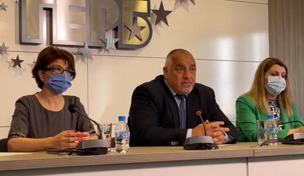 Кандидат-президентът на ГЕРБ – умен и красив, но няма да е Борисов