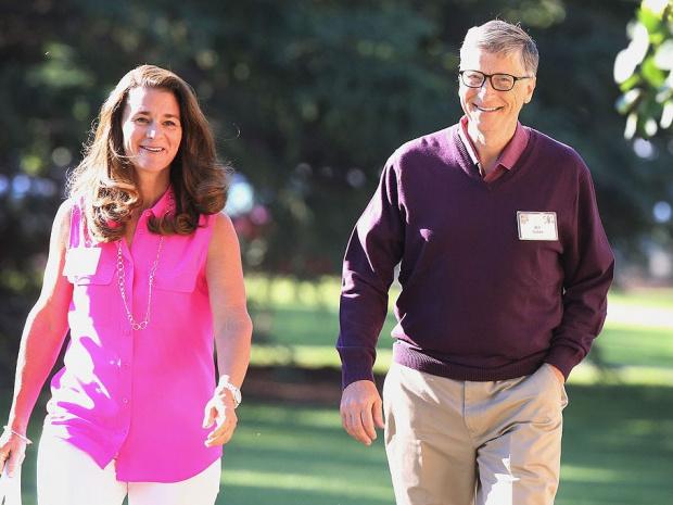 Бил Гейтс и жена му Мелинда сензационно обявиха, че се разделят