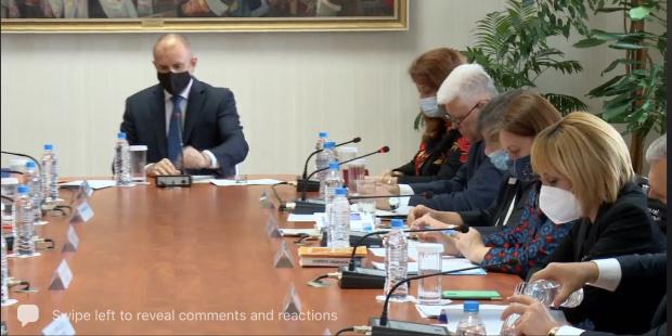 Започнаха публичните консултации за назначаване на новата ЦИК (НА ЖИВО)