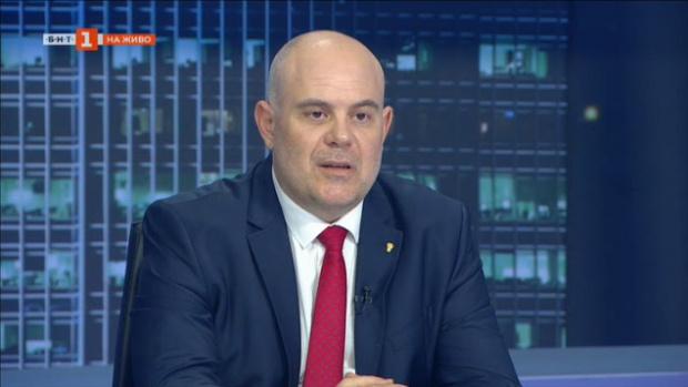 Главният прокурор Иван Гешев трябва да се произнесе по искането