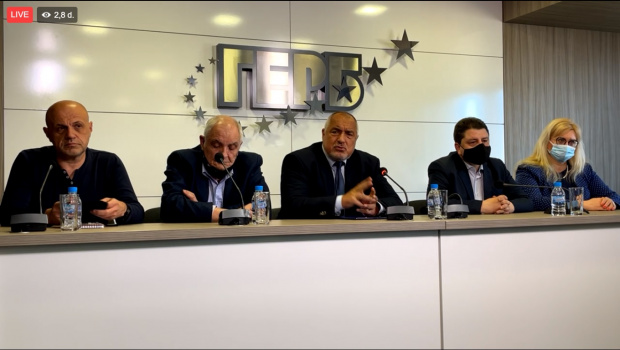ГЕРБ вече не иска председателското място в ЦИК