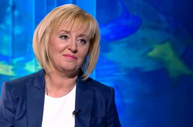 Манолова: Днес някои политически мъже се страхват от среща с истината