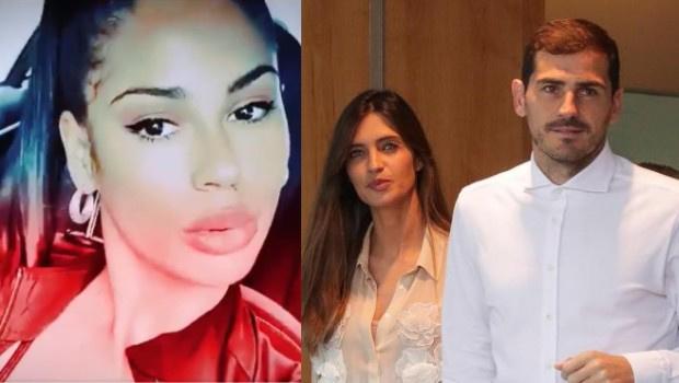 Икер Касияс кръшкал на жена си с българката Надя Александрова, която призна за любовта с легендата