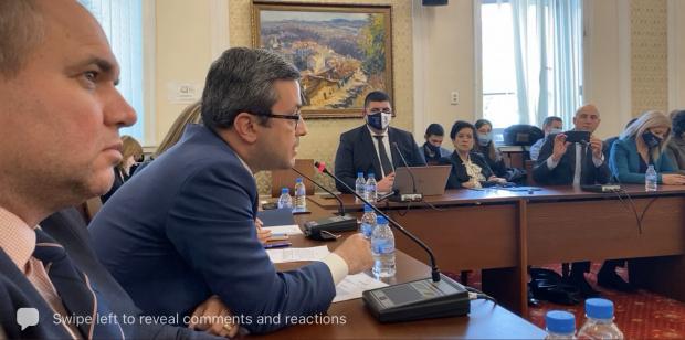 Биков: Ние от ГЕРБ не сме получили документите, които Илчовски е дал