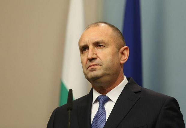 Румен Радев: Служебният премиер ще е българин, мъж, очакванията към него са огромни