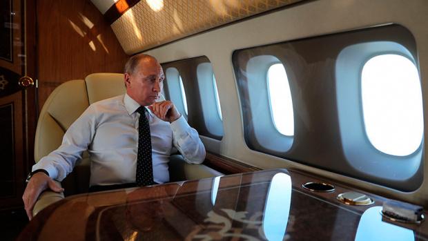 Генералният директор на специалния летателенотряд (СЛО)