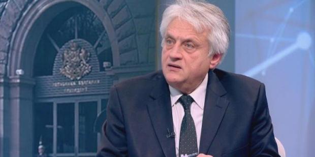 Бойко Рашков уволни адаш - свидетел срещу президентски съветник