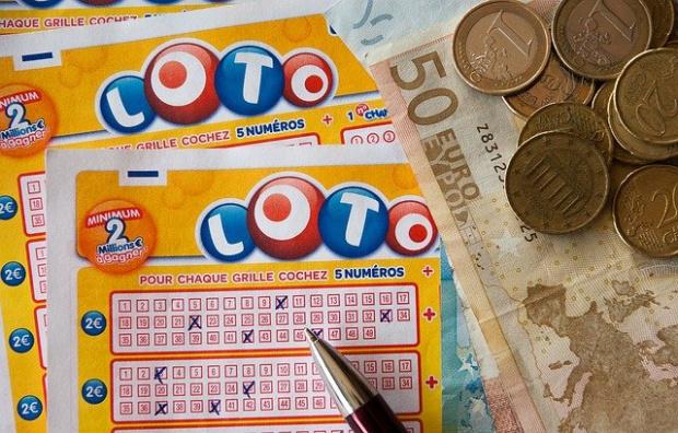 Печалба от лотарията на Калифорния на стойност 26 милиона долара