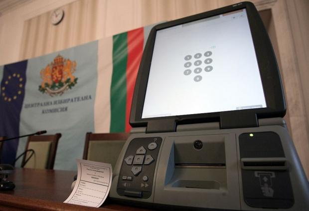 ЦИК: Всички машини за изборите на 11 юли са налични, но не са платени