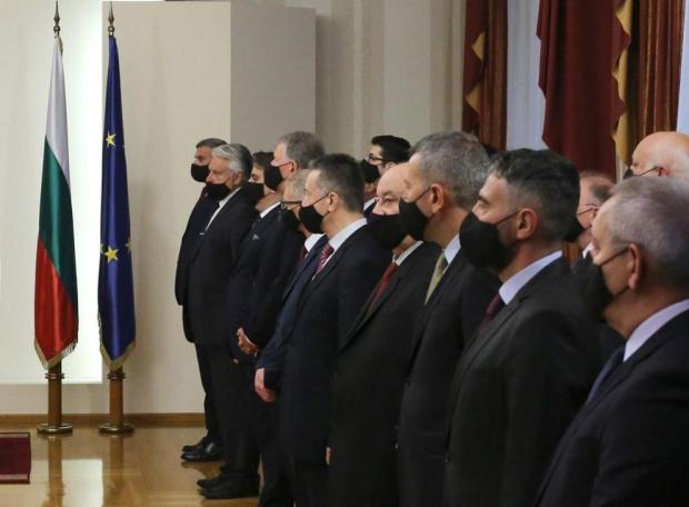 Попълването на втория ешелон в министерствата - на финалната права