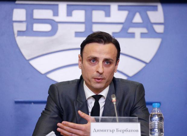 Бербатов за ръководството на БФС: Грешно, некомпетентно, зависимо, хаотично