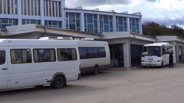 Сигнал за поставено взривно устройство на автогарата в Разград е