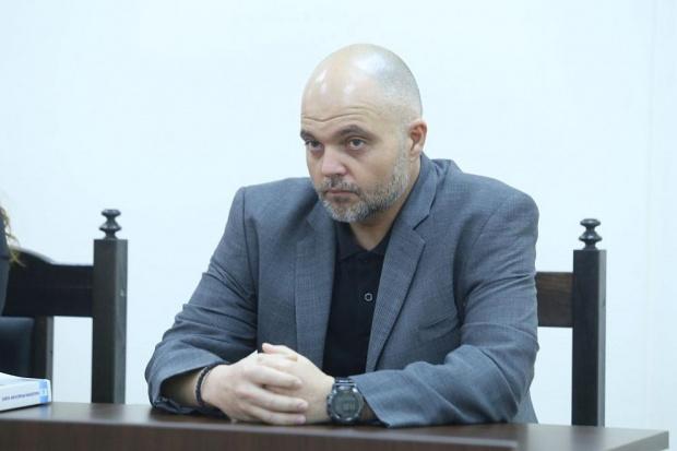 Бившият главсек на МВР Ивайло Иванов го играе сърдит: След 22 г. в системата научих от медиите, че ме махат
